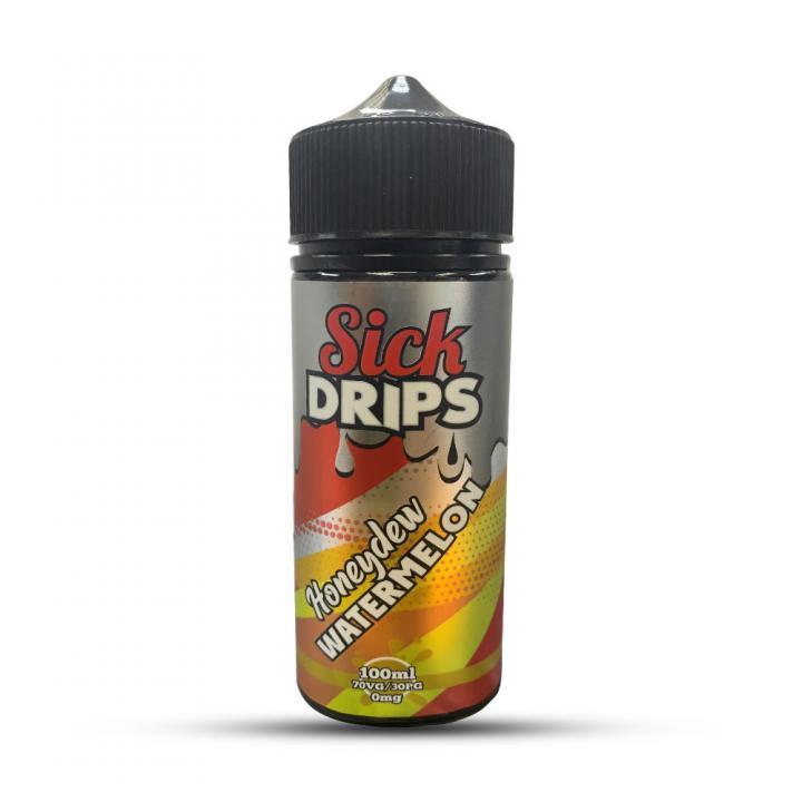 Honeydew Watermelon Shortfill by Sick Drips