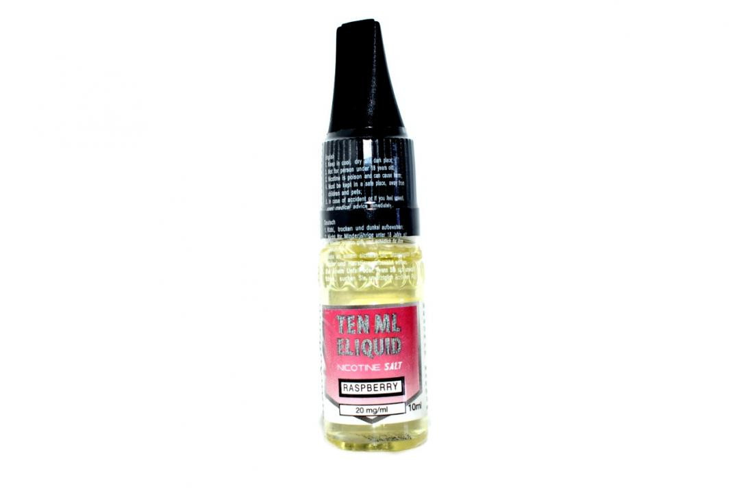 Raspberry Nicotine Salt by 10ml E-Liquid