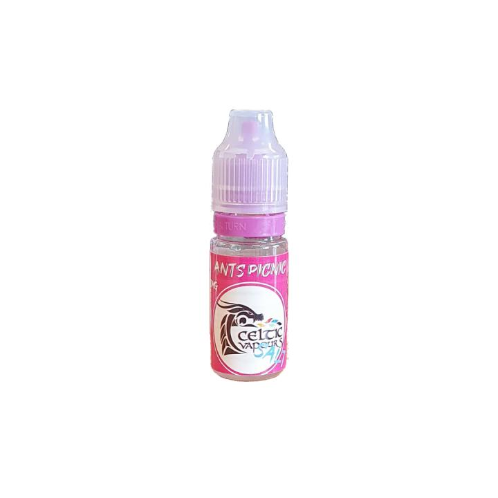 Ants Picnic Nicotine Salt by Celtic Vapours