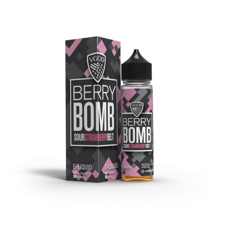 Berry Bomb Shortfill by VGOD