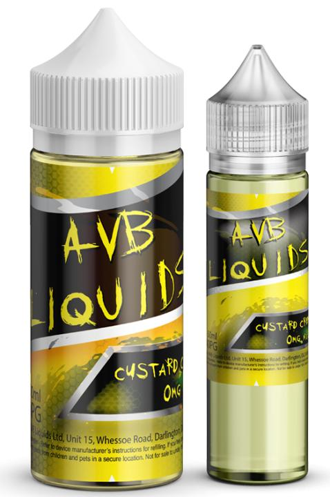 CCE Shortfill by AVB Liquids