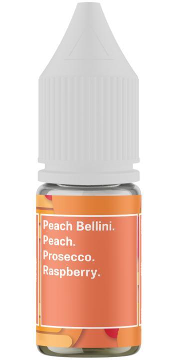 Peach Bellini Nicotine Salt by Supergood