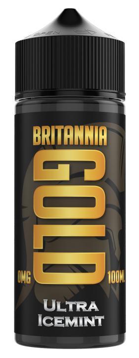 Ultra Icemint Shortfill by Britannia Gold