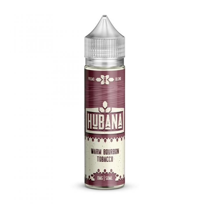 Warm Bourbon Tobacco Shortfill by Hubana