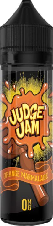 Orange Marmalade Shortfill by Judge Jam