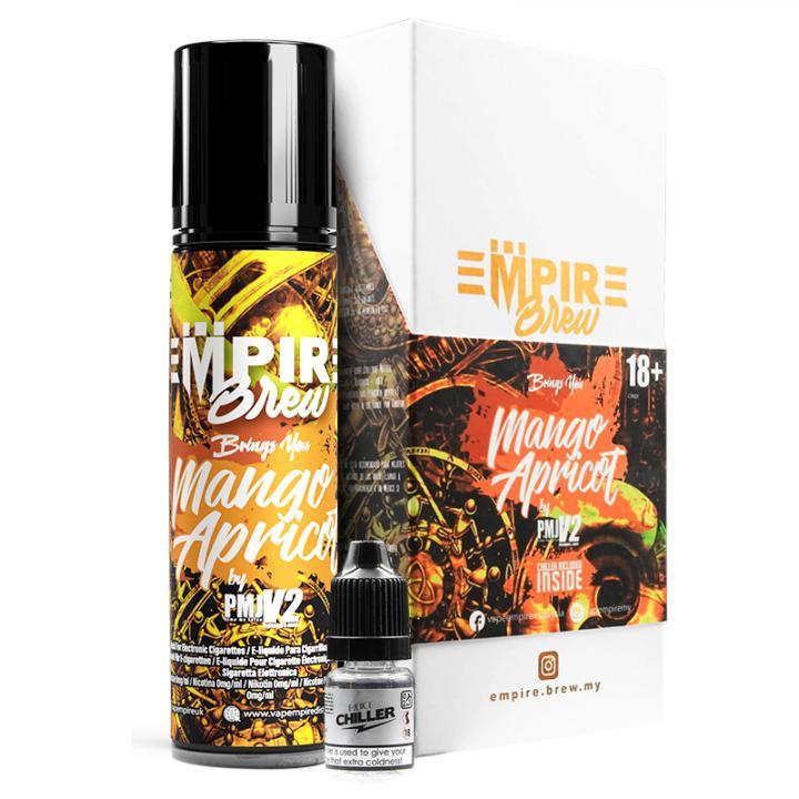 Mango Apricot Shortfill by Empire Brew