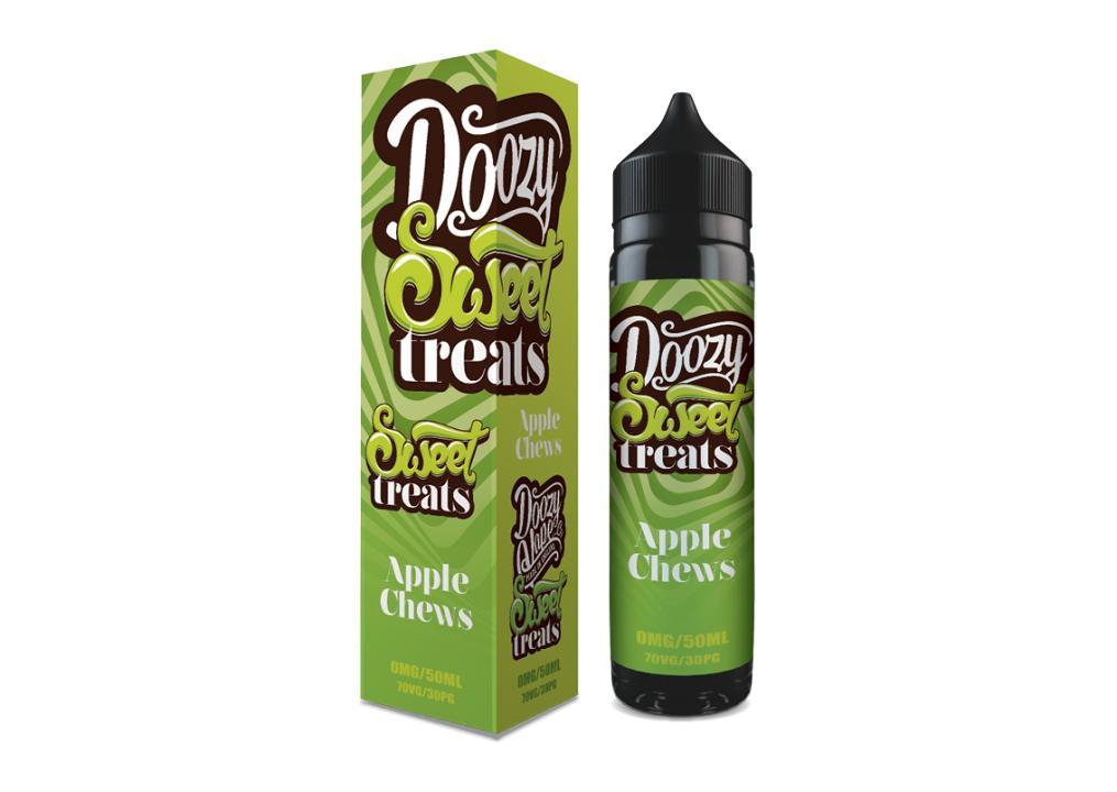 Apple Chews Shortfill by Doozy Vape Co
