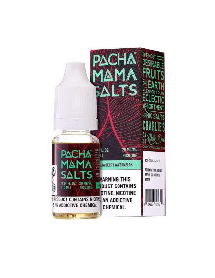 Strawberry Watermelon Nicotine Salt by Pacha Mama