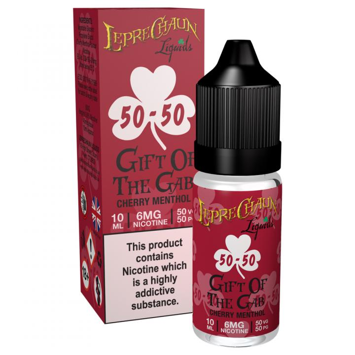 Gift Of The Gab Regular 10ml by Leprechaun Liquids