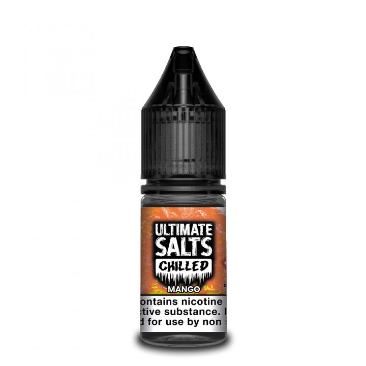Chilled Mango Nicotine Salt by Ultimate Puff