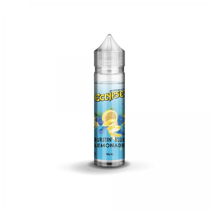 Burstin Blue Lemonade Shortfill by Eclypse
