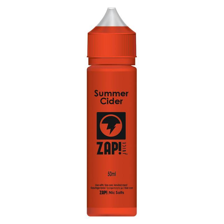 Summer Cider Shortfill by Zap!