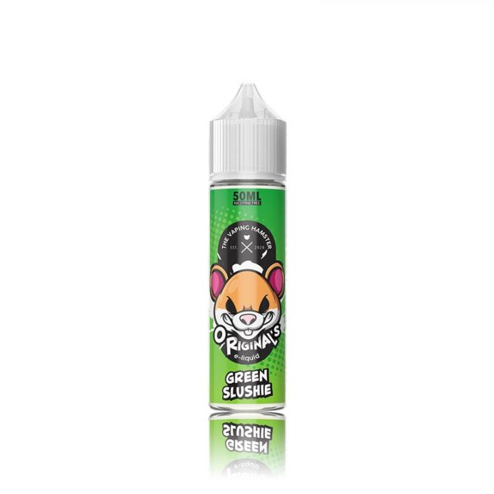 Green Slushie Shortfill by The Vaping Hamster