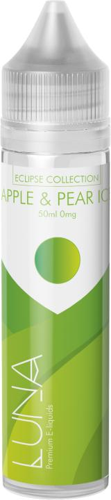 Apple & Pear Ice Shortfill by Luna E Liquids