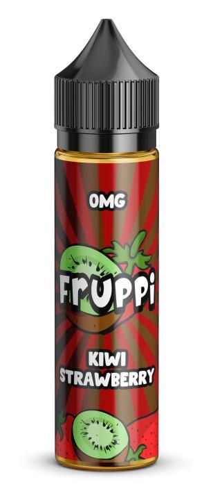 Kiwi And Strawberry Shortfill by Fruppi