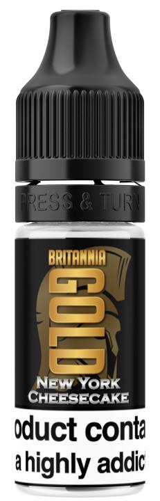 NY Cheesecake Regular 10ml by Britannia Gold