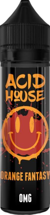 Orange Fantasy Shortfill by Acid House
