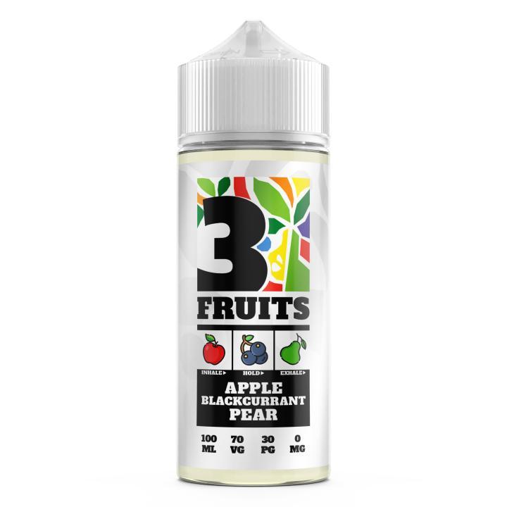 Apple, Blackcurrant, Pear e-Liquid