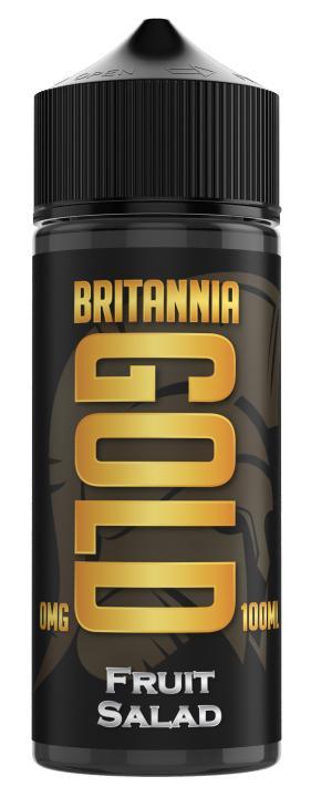 Fruit Salad Shortfill by Britannia Gold