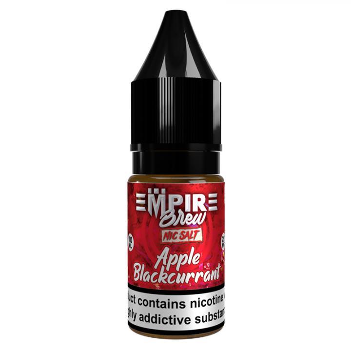 Apple Blackcurrant Nicotine Salt by Empire Brew