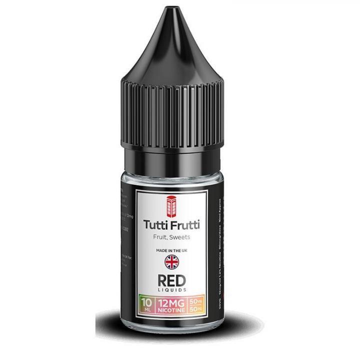 Tutti Frutti Regular 10ml by RED Liquids