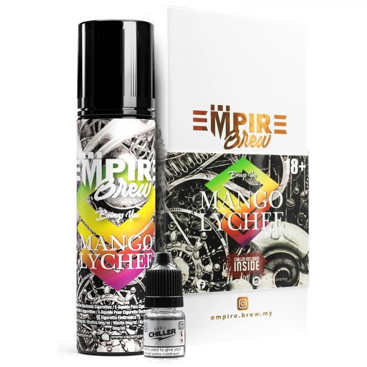 Mango Lychee Shortfill by Empire Brew