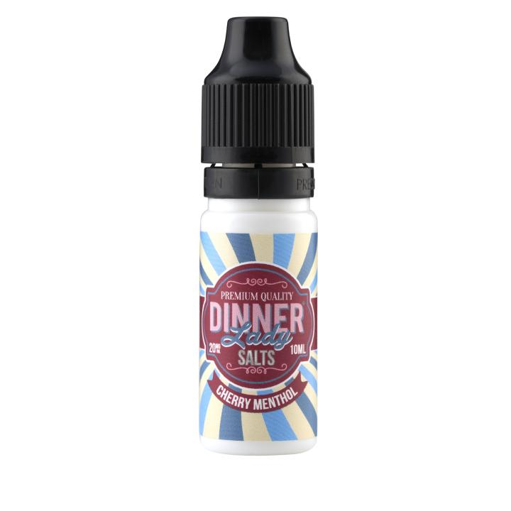 Cherry Menthol Nicotine Salt by Dinner Lady