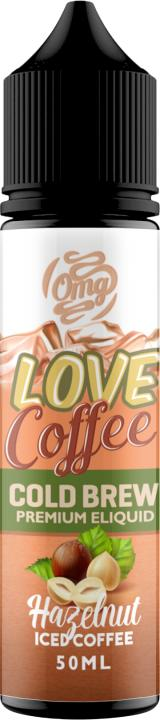 Coffee Hazelnut Shortfill by Love Coffee