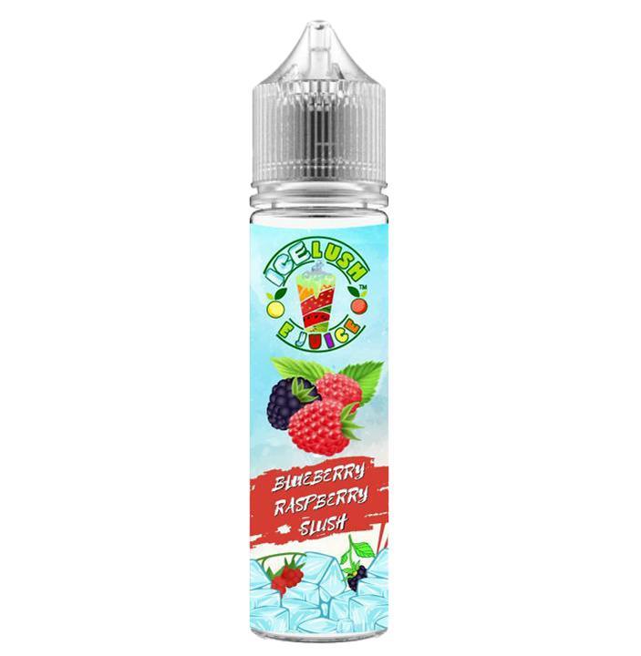 Blueberry Raspberry Slush Shortfill by IceLush