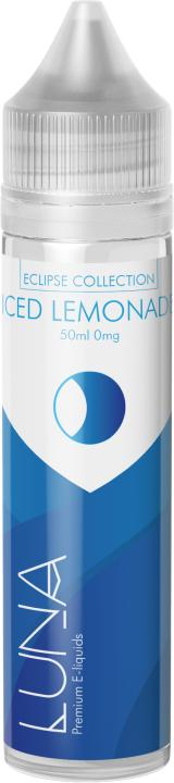 Iced Lemonade Shortfill by Luna E Liquids