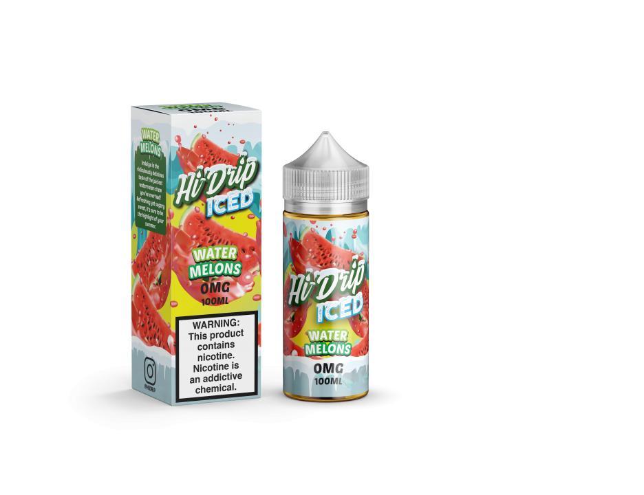 Iced Watermelon Shortfill by Hi-Drip