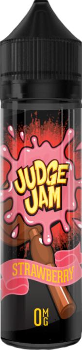 Strawberry Shortfill by Judge Jam
