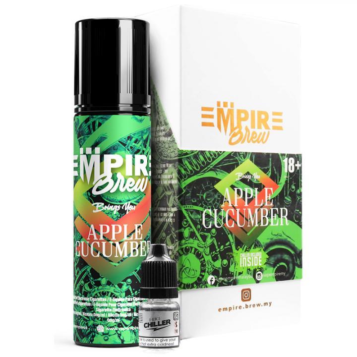 Apple Cucumber Shortfill by Empire Brew