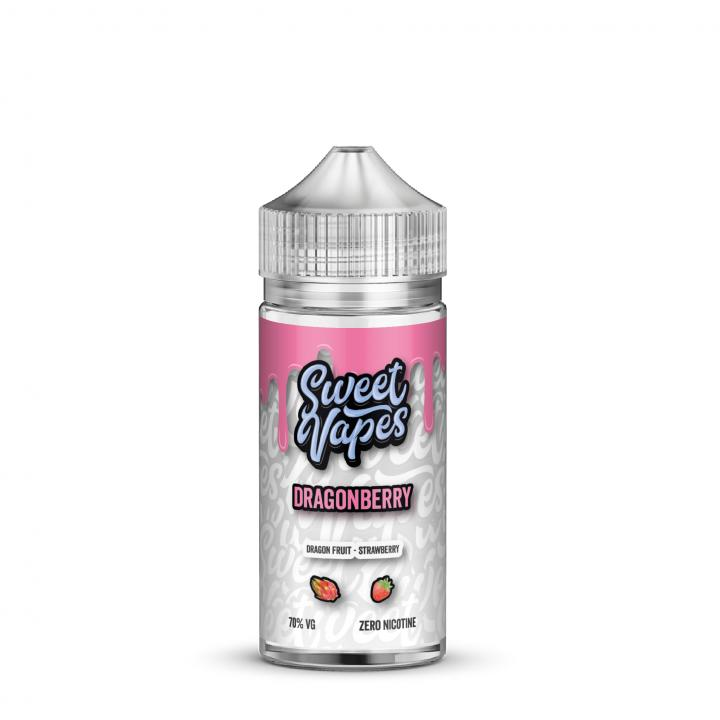 Dragonberry Shortfill by Sweet Vapes
