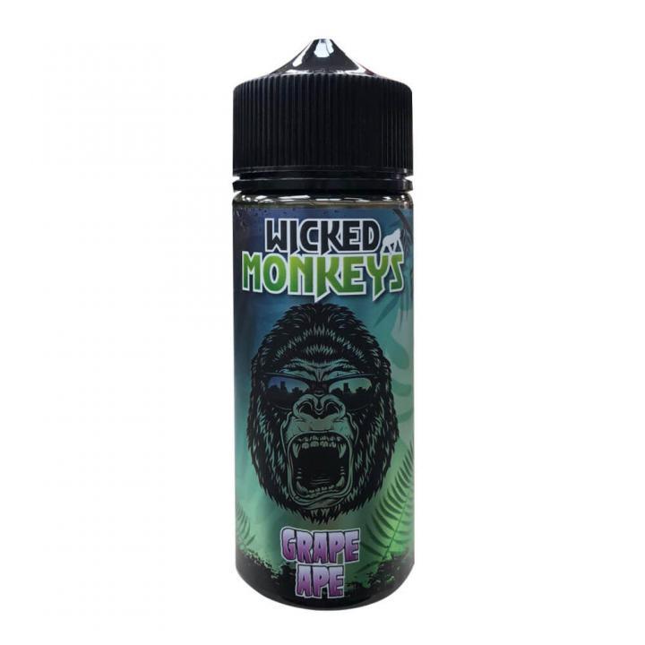 Grape Ape Shortfill by Wicked Monkey
