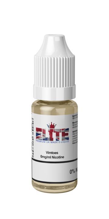 Vimtoes Regular 10ml by Elite Liquid
