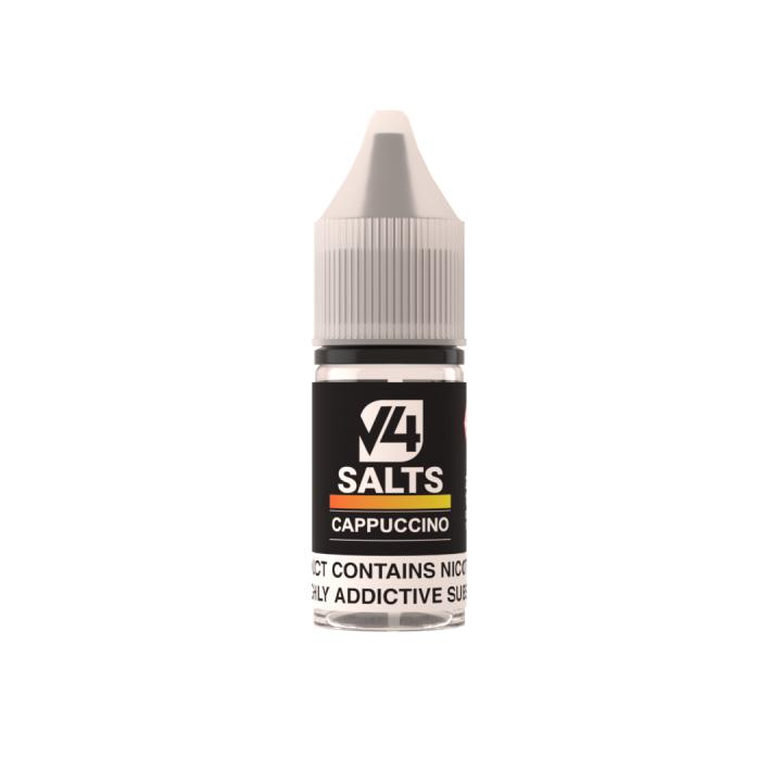 Cappuccino Nicotine Salt by V4POUR