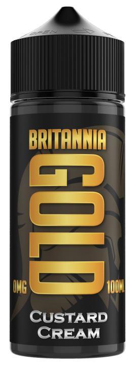Custard Cream Shortfill by Britannia Gold