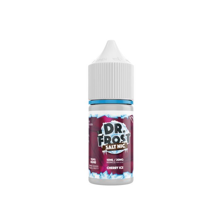 Cherry Ice Nicotine Salt by Dr Frost
