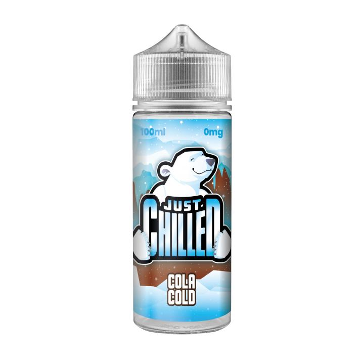 Cola Cold Shortfill by Just Chilled