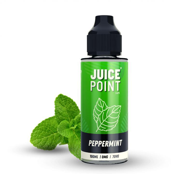 Peppermint Shortfill by JuicePoint Vape