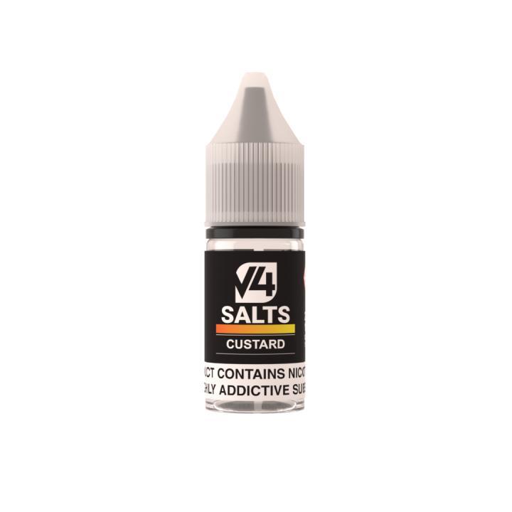 Custard Nicotine Salt by V4POUR