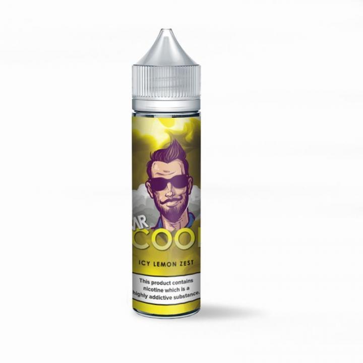 Icy Lemon Zest Shortfill by Mr Cool