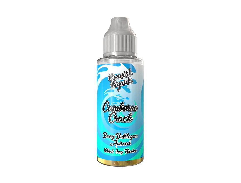 Camborne Crack Shortfill by Cornish Liquids