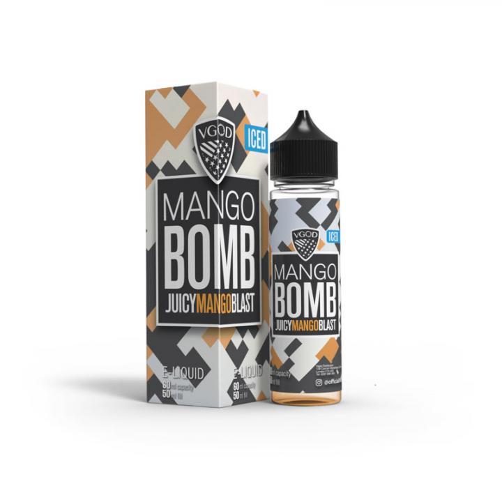 Iced Mango Bomb Shortfill by VGOD