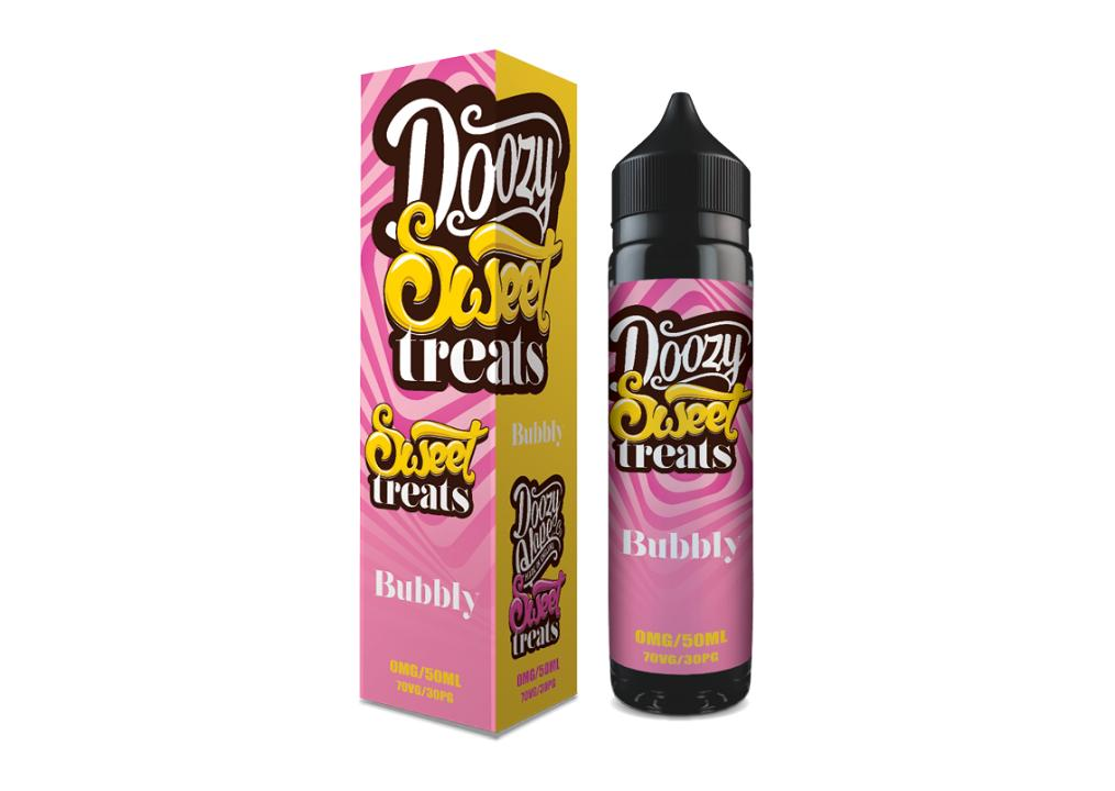 Bubbly Shortfill by Doozy Vape Co