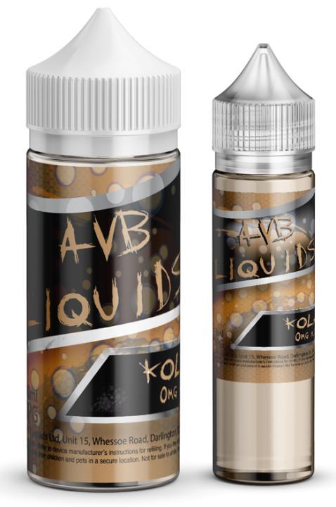 Kola Chu Shortfill by AVB Liquids