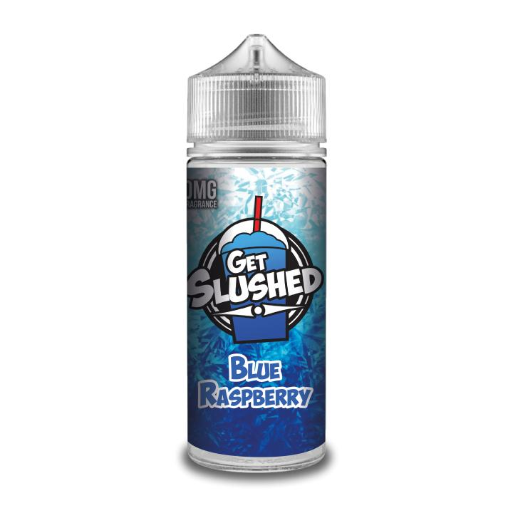 Slushed Blue Raspberry Shortfill by Get E Liquid