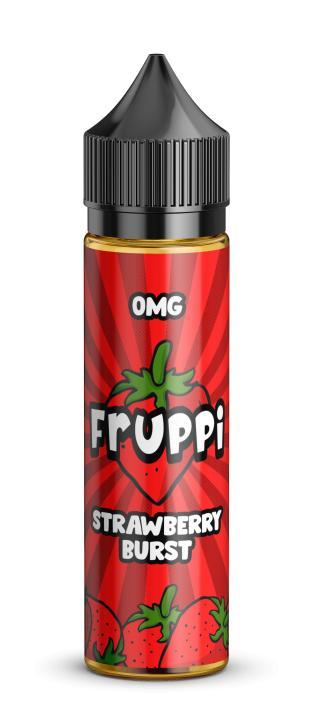 Strawberry Burst Shortfill by Fruppi