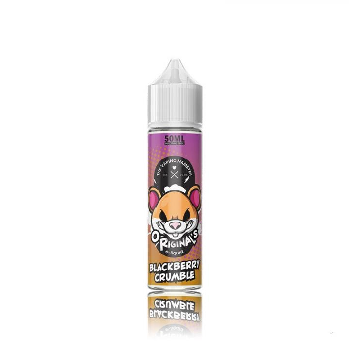 Blackberry Crumble Shortfill by The Vaping Hamster